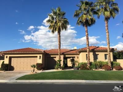 Rancho Mirage Single Family Home For Sale: 118 Royal Saint Georges Way