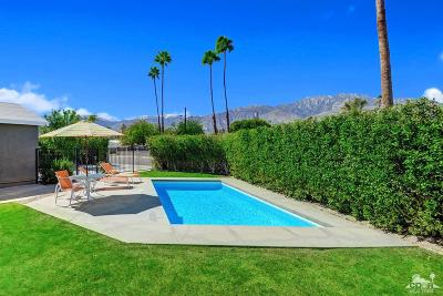 Palm Springs Single Family Home For Sale: 766 S Calle Tomas