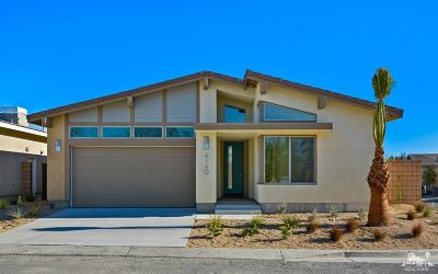 Palm Springs Single Family Home For Sale: 4140 Thorne Court