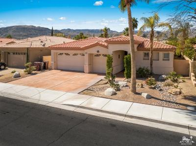 Palm Desert Single Family Home For Sale: 40701 Palm Court
