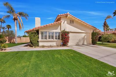 Palm Desert Single Family Home Contingent: 40408 Periwinkle Court