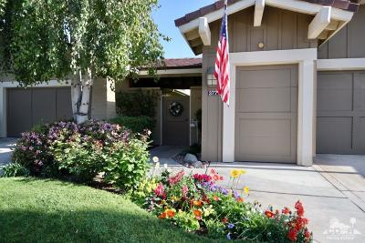 Palm Desert Condo/Townhouse For Sale: 377 Red River Road
