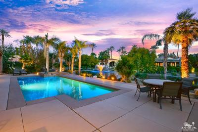 Rancho Mirage Single Family Home For Sale: 204 Crystal Bay Court