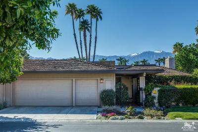 Rancho Mirage Single Family Home For Sale: 17 Dartmouth Drive