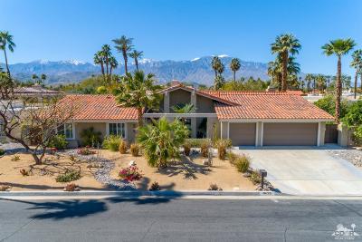 Rancho Mirage Single Family Home For Sale: 36725 Bluebird Avenue