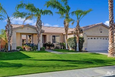 Indio Single Family Home For Sale: 80741 Mountain Mesa Drive