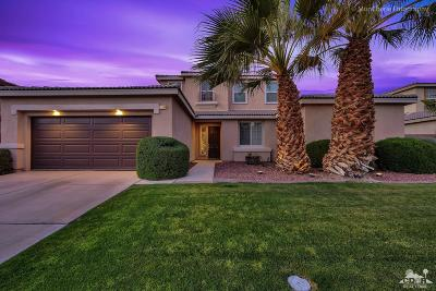 Indio Single Family Home For Sale: 82588 Tivoli Court
