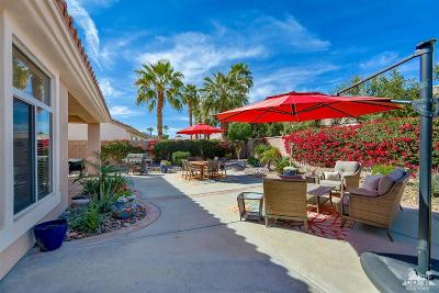Palm Desert Single Family Home Contingent: 78478 Condor Cove