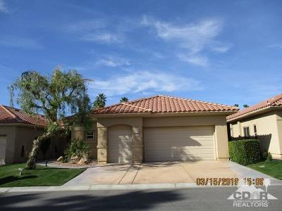 Rancho Mirage C.C. Condo/Townhouse Contingent: 95 Kavenish Drive
