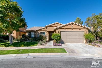 Indio Single Family Home For Sale: 42765 Ponte Court