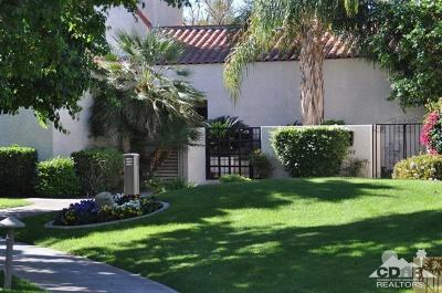 Mission Hills Country Club Condo/Townhouse For Sale: 149 Racquet Club Drive