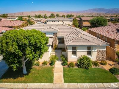 Indio Single Family Home For Sale: 83320 Stagecoach Road