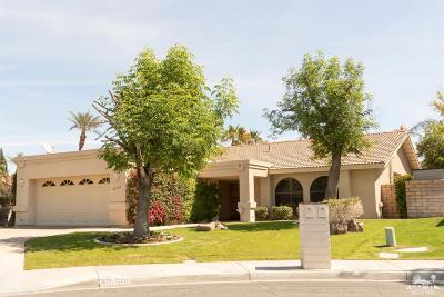 Palm Desert Single Family Home For Sale: 40500 Meadow Lane