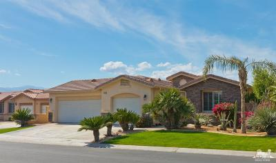 Indio Single Family Home For Sale: 41795 Goodrich Street
