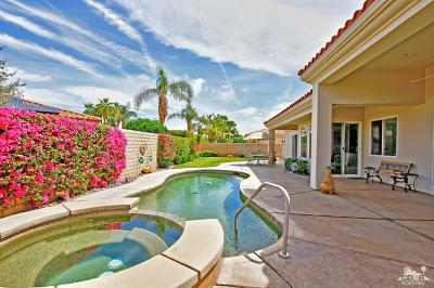 Indian Wells Single Family Home Contingent: 77332 Mallorca Lane