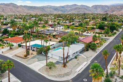 Cathedral City Single Family Home Contingent: 37700 Bankside Drive