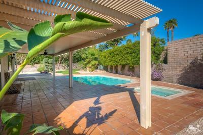 Rancho Mirage Single Family Home For Sale: 38 Santo Domingo Drive