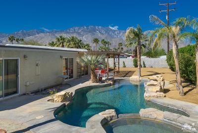 Palm Springs Single Family Home For Sale: 2880 E Valencia Road