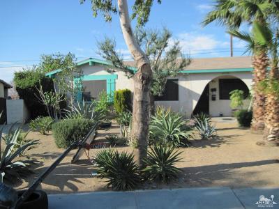 Indio Single Family Home For Sale: 46500 Chia Circle