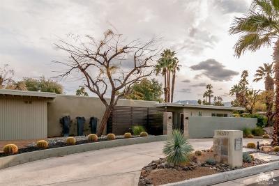 Palm Desert Single Family Home Contingent: 74697 Fairway Drive