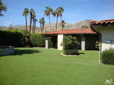 Palm Desert Single Family Home For Sale: 46346 Shadow Mountain Drive