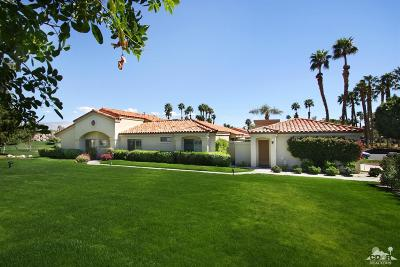Palm Desert Single Family Home Contingent: 76044 Palm Valley Dr Drive