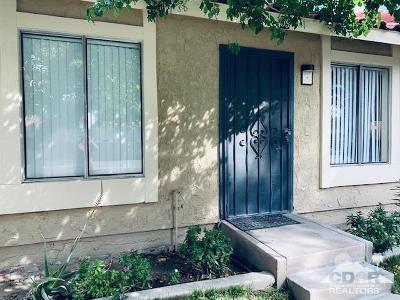 Indio Condo/Townhouse Contingent: 82567 Avenue 48 #59