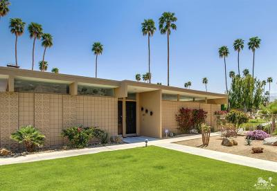 Palm Desert Condo/Townhouse Sold: 72467 El Paseo #1205