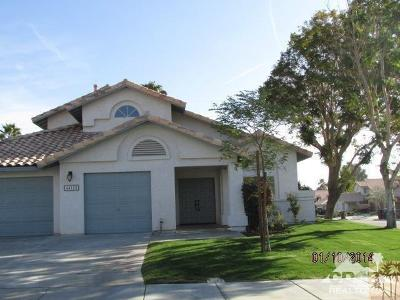 La Quinta Single Family Home For Sale: 44180 Tiara Place