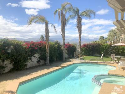 Palm Desert Single Family Home For Sale: 78 Sutton Place South