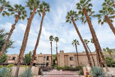 Palm Springs Condo/Townhouse For Sale: 2601 S Broadmoor Drive #2