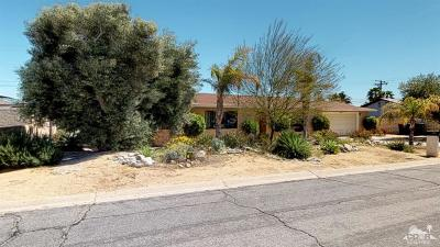 Palm Springs Single Family Home Contingent: 2258 N San Antonio Road
