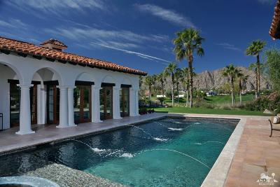 Single Family Home For Sale: 52635 Via Dona