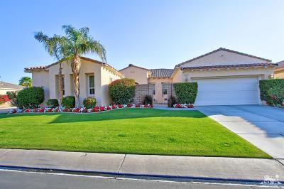 La Quinta Single Family Home For Sale: 78270 Via Pavion