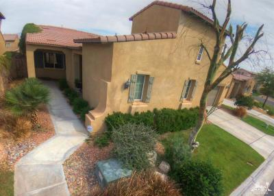Indio Single Family Home For Sale: 40866 May Lundy Street