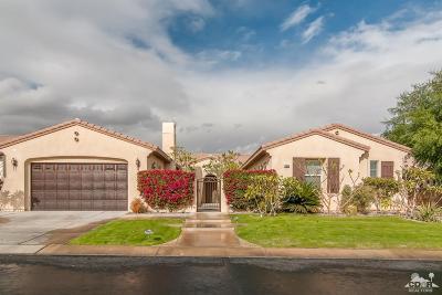 La Quinta Single Family Home For Sale: 79800 Amalfi Drive