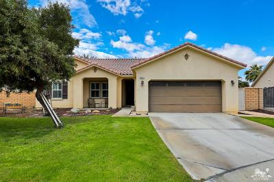 Indio Single Family Home For Sale: 41271 Langley Court