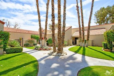 Rancho Mirage Condo/Townhouse For Sale: 314 Forest Hills Drive
