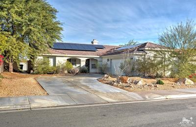 Palm Desert Single Family Home For Sale: 73640 Woodward Drive