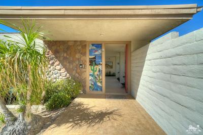 Palm Desert Single Family Home For Sale: 73550 Juniper Street