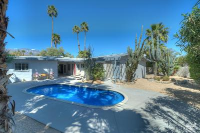 Cathedral City Single Family Home For Sale: 37512 Melrose Drive