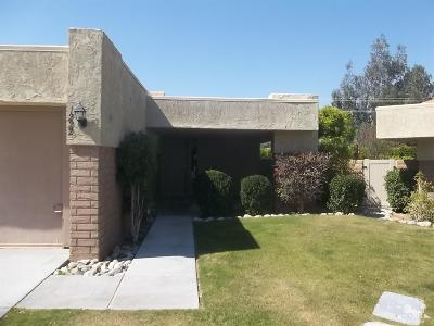 Palm Springs Condo/Townhouse For Sale: 1222 Sunflower Circle North