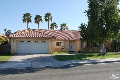 La Quinta Single Family Home For Sale: 78545 Naples Drive