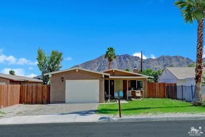 La Quinta Single Family Home For Sale: 53700 Avenida Cortez
