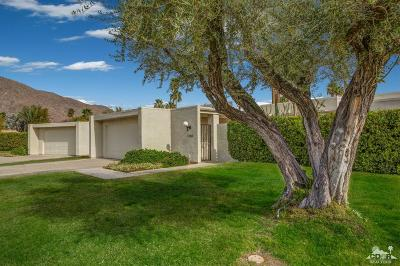 Palm Springs Condo/Townhouse For Sale: 1360 E Marion Way Way