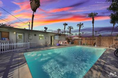 Cathedral City Single Family Home For Sale: 69991 Pomegranate Lane