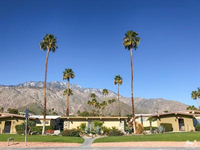 Palm Springs Condo/Townhouse Contingent: 2017 E Tachevah Drive
