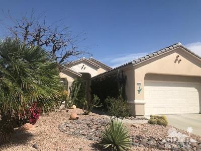 Palm Desert Single Family Home Contingent: 36574 Royal Sage Court