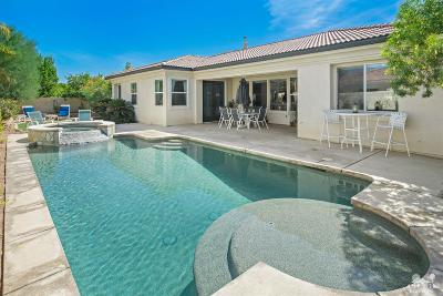 Palm Desert Single Family Home Sold: 118 Cascada Court