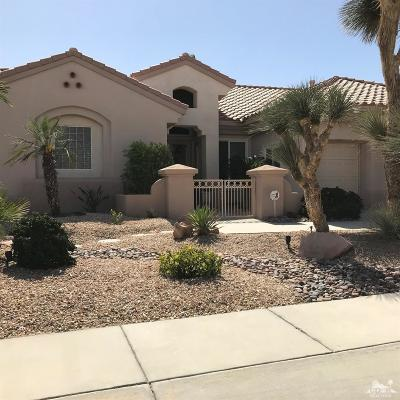 Palm Desert Single Family Home For Sale: 78121 Hunter Point Road